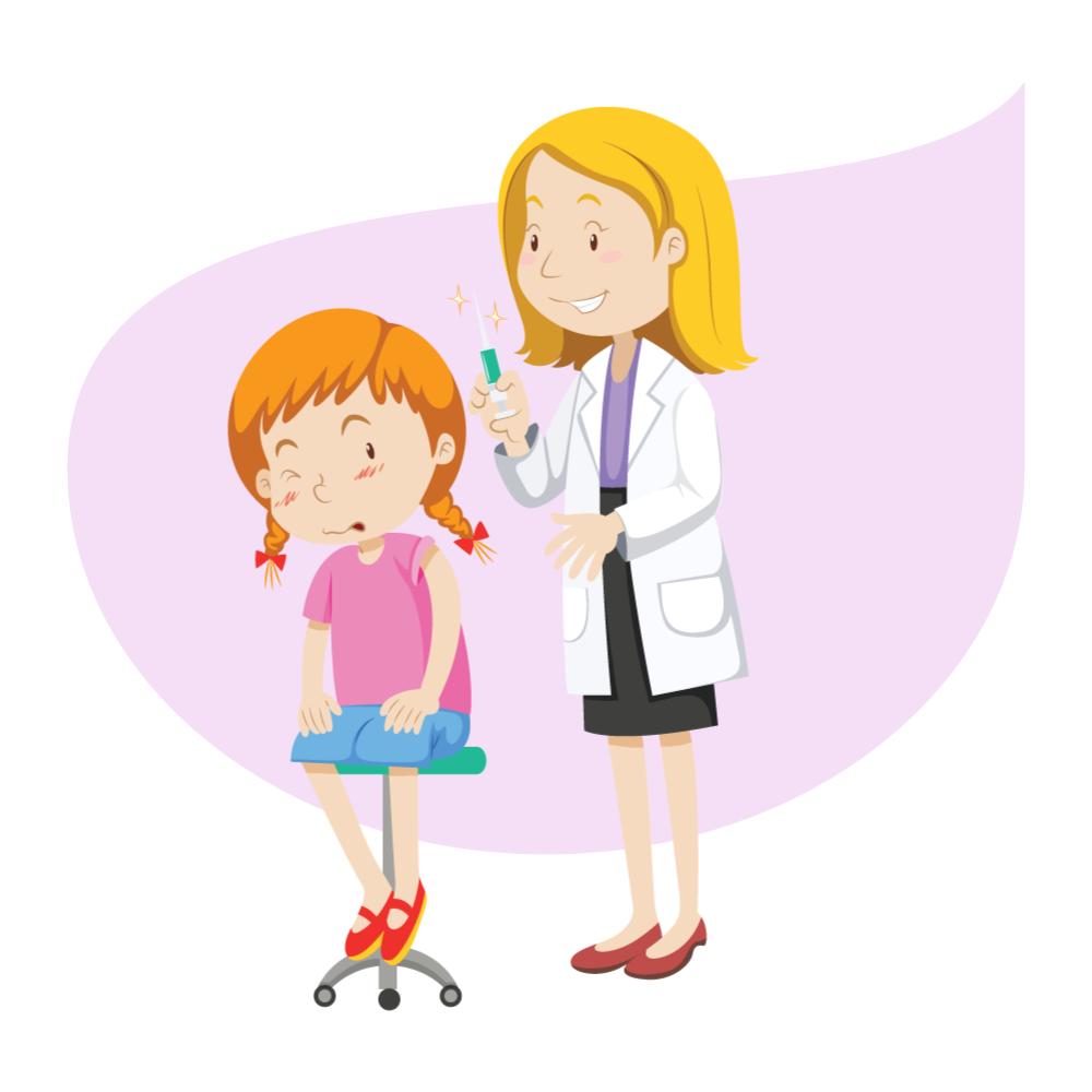 Kinder Impfung Frankkfurt